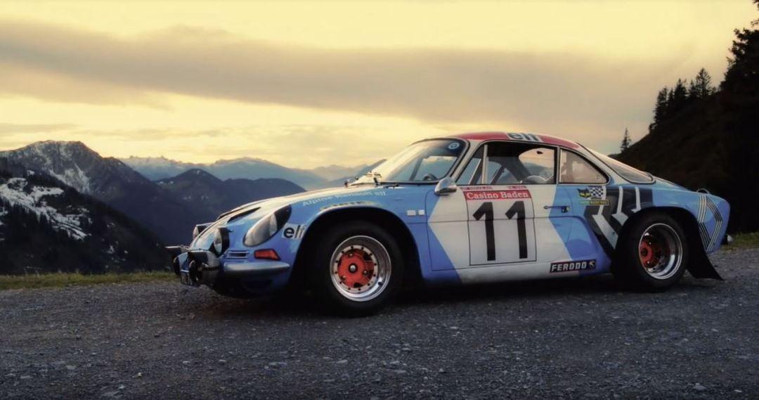 Alpine A110 Gr.4 - Passé... Présent ! 19
