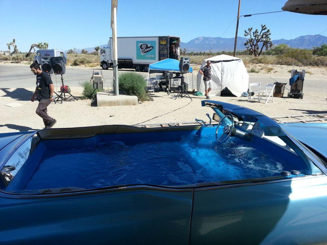 69' Cadillac DeVille - Besoin de fraîcheur ? Avec Jay Leno ! 27