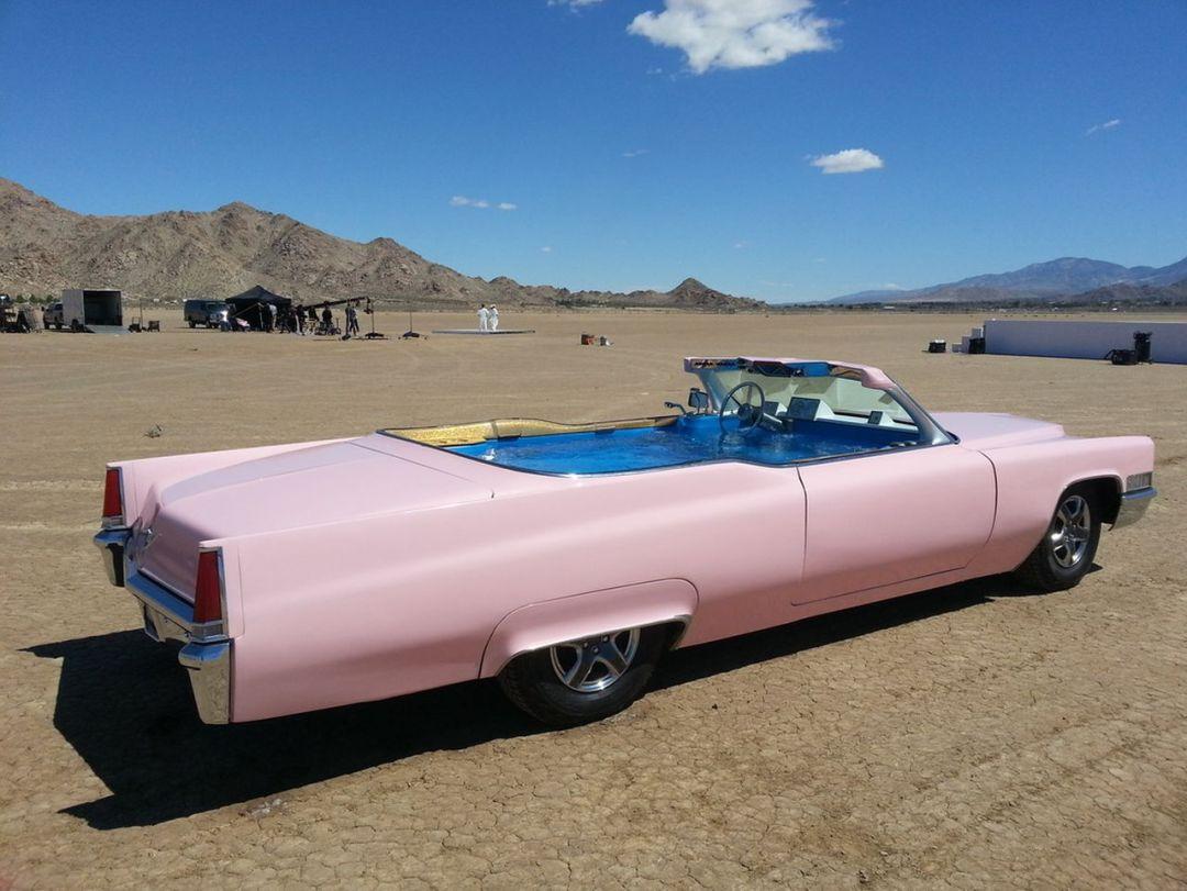 69' Cadillac DeVille - Besoin de fraîcheur ? Avec Jay Leno ! 35