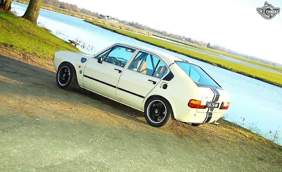 Alfa Romeo Alfasud - Celle qui ne vient pas du Nord... 37