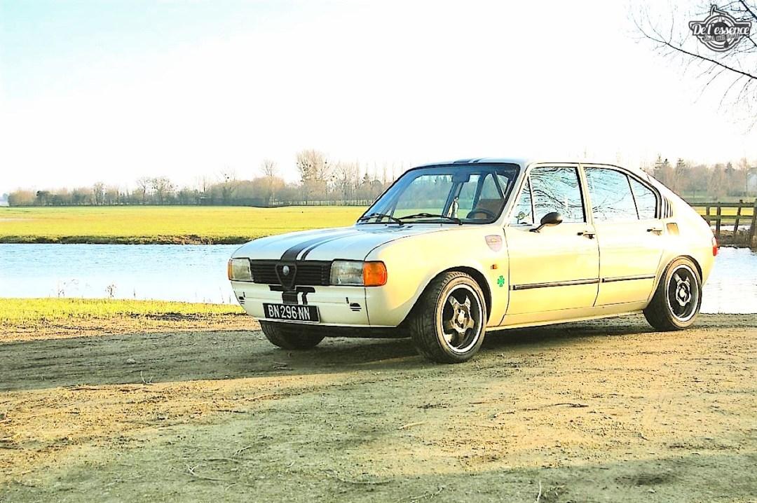 Alfa Romeo Alfasud - Celle qui ne vient pas du Nord... 36