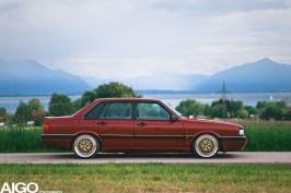 DLEDMV - Audi 90 low & slow en BBS - 006