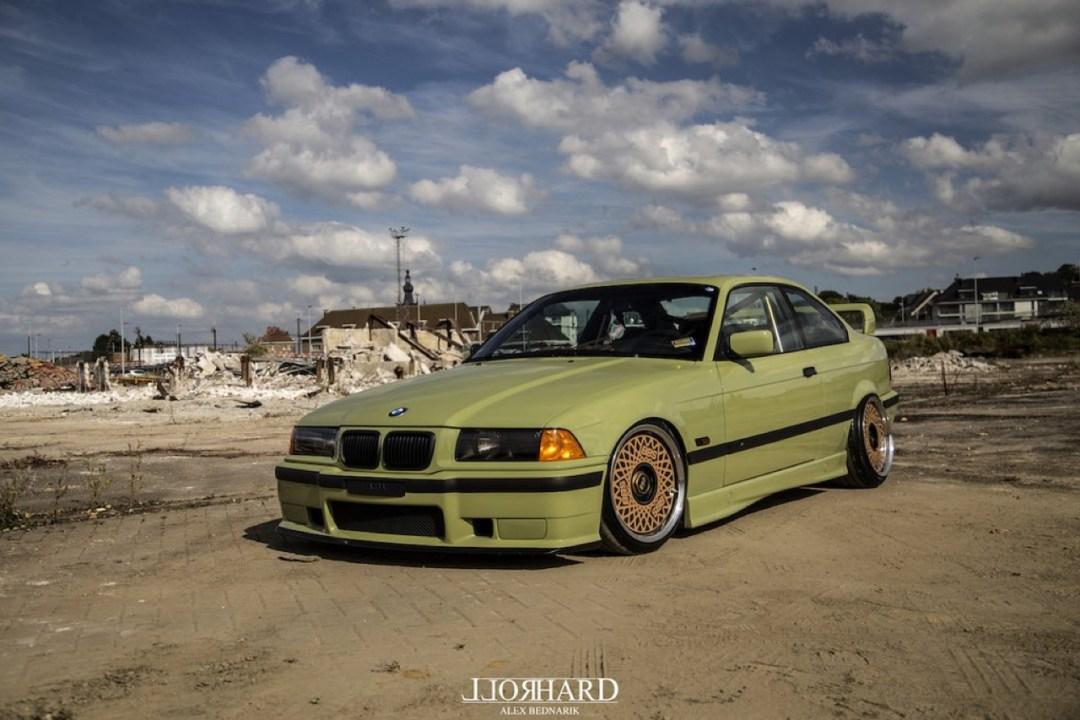 BMW 320i E36... Originale ! 29