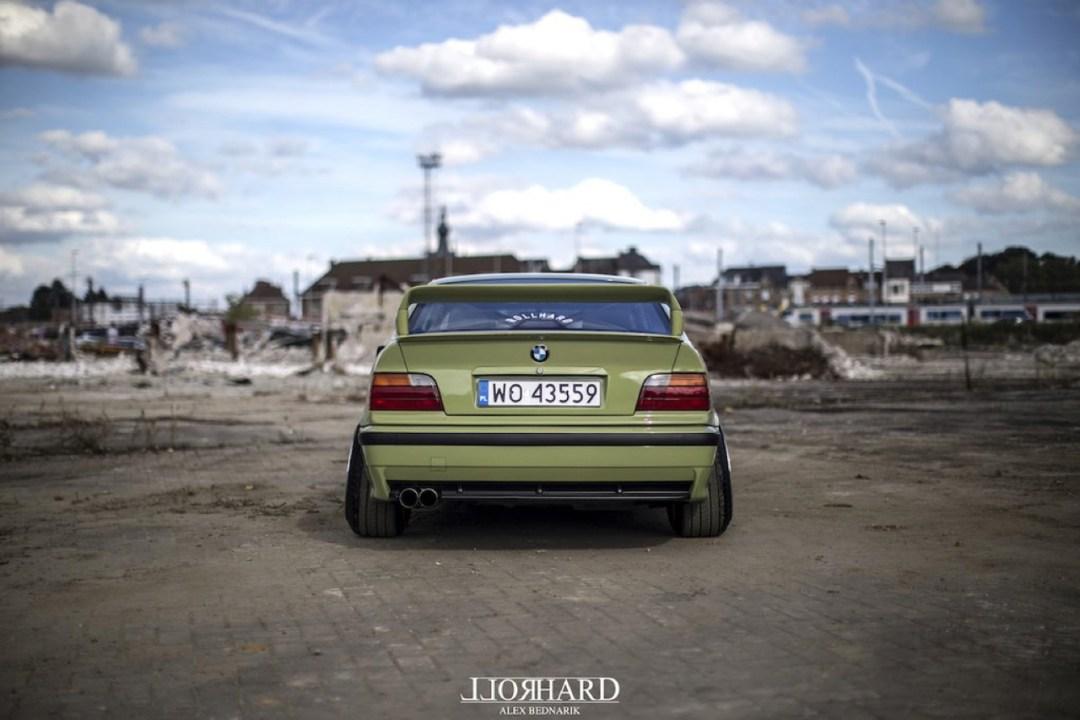 BMW 320i E36... Originale ! 32