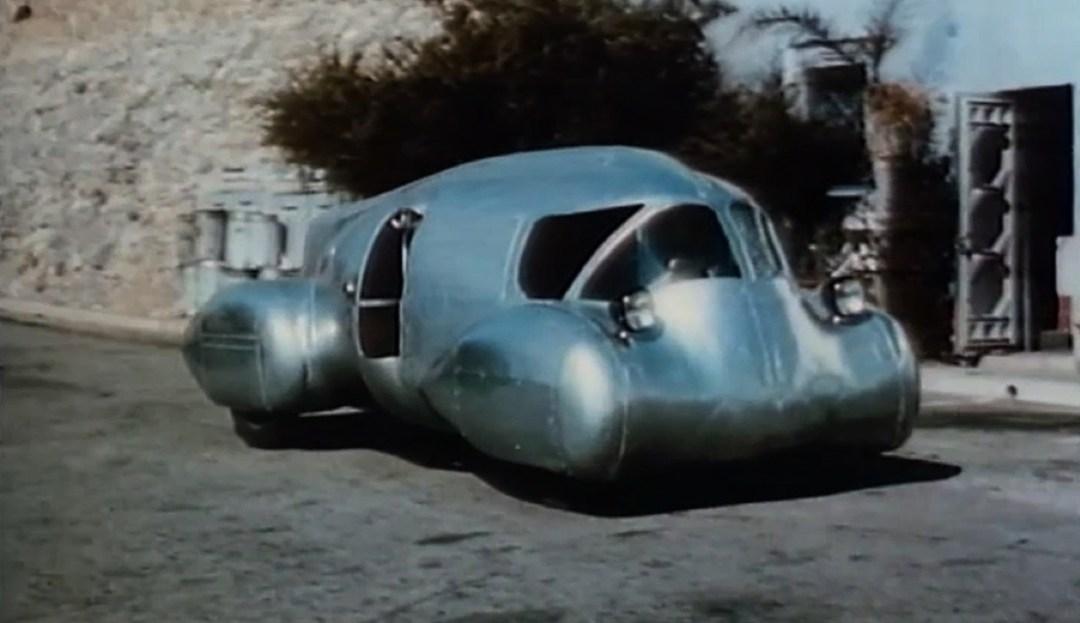 """""""Cars of the Future"""" - Les délires de l'An 2000 16"""