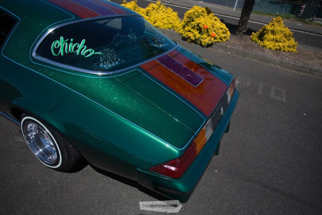 '78 Camaro - En mode Lowrider 47