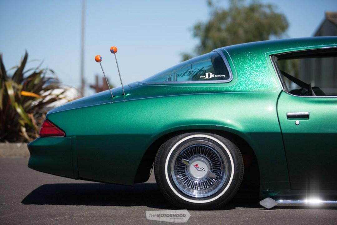 '78 Camaro - En mode Lowrider 52