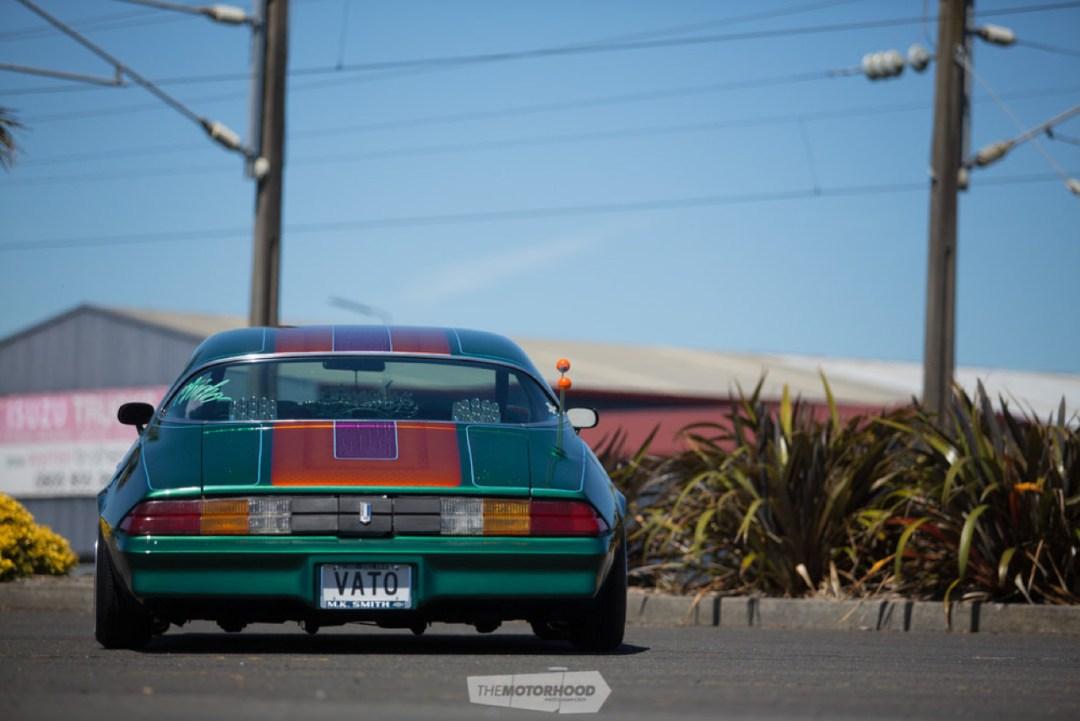 '78 Camaro - En mode Lowrider 53