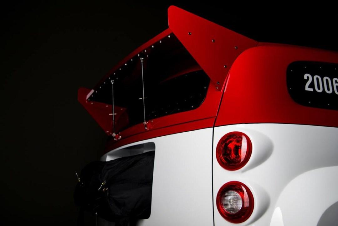 SO-CAL Chevrolet HHR Bonneville : 1200 ch et un peu de sel ! 69
