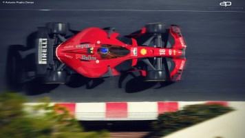 DLEDMV - F1 2025 Antonio Paglia - 001