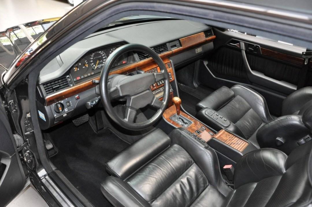 Mercedes 300CE 6.0 AMG Hammer... On va meubler ! 37