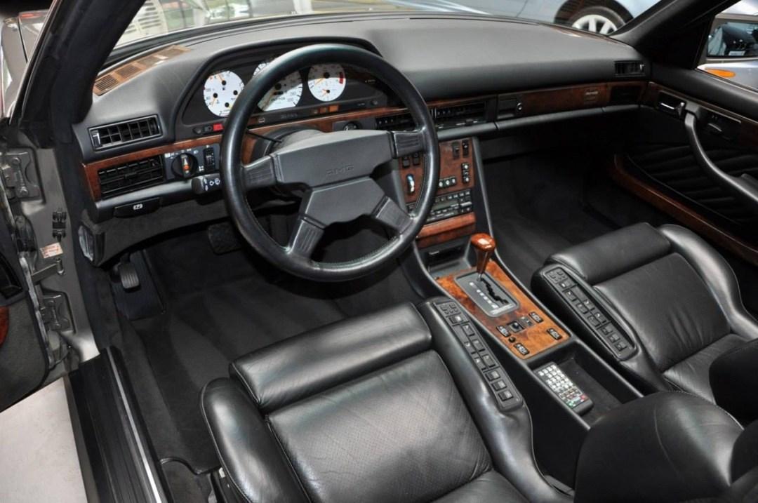 Mercos 560 SEC 6.0 AMG... En mode énervée ! 36