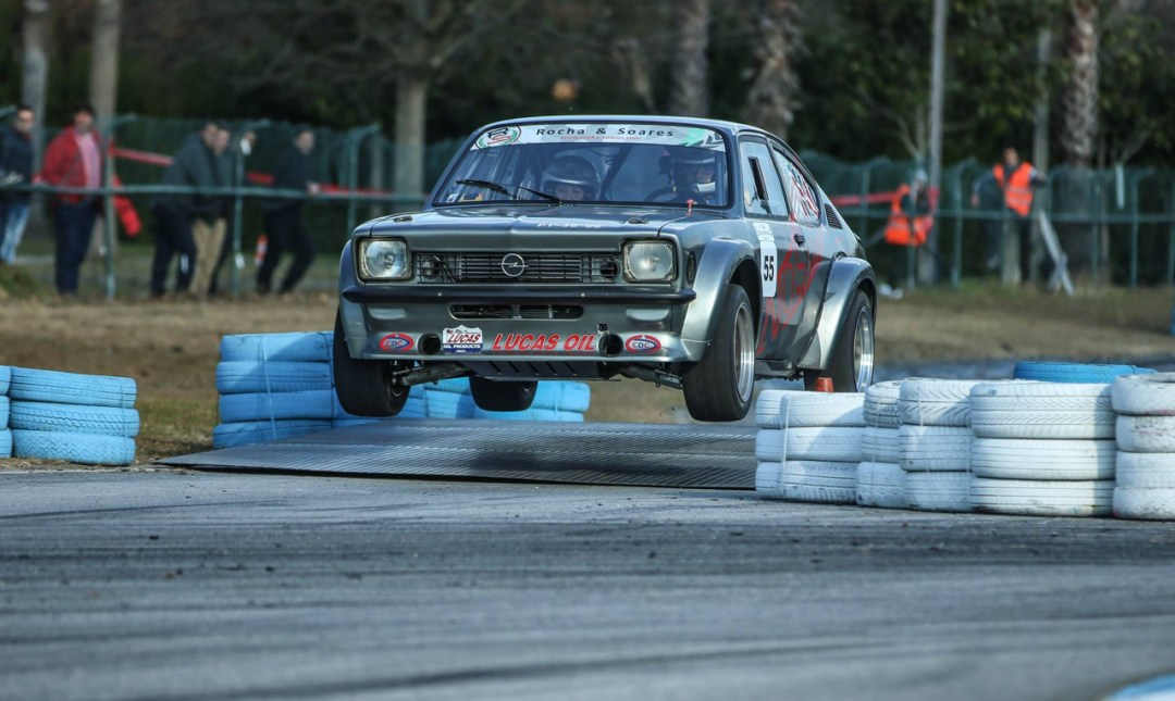 Opel Kadett GTE... Turbo ! La Salsa du démon. 26