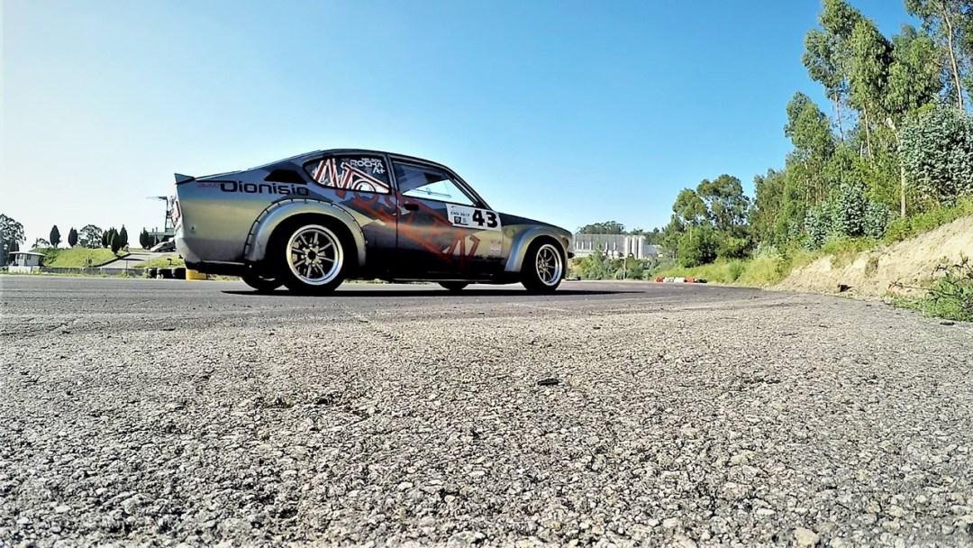 Opel Kadett GTE... Turbo ! La Salsa du démon. 25