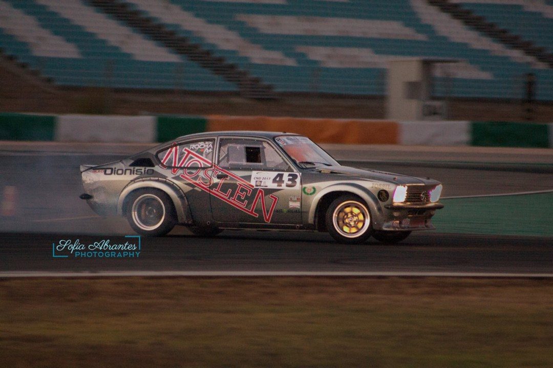 Opel Kadett GTE... Turbo ! La Salsa du démon. 24