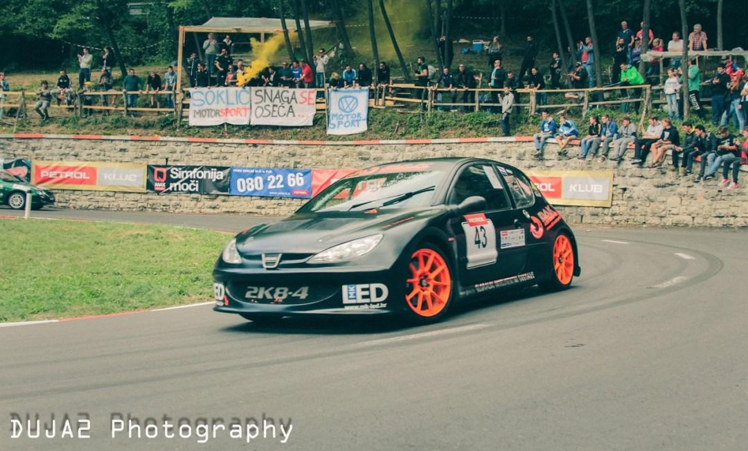 Hillclimb Monster : Peugeot 206 2K8-4... Avec 2 moteurs de 1000 GSX-R ! 19