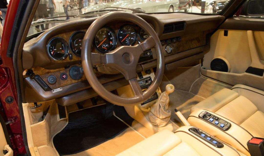 La Porsche 935 Street legal de Mansour Ojjeh : No pain, no gain ! 38