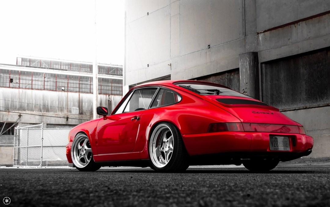 Porsche 964 Carrera 4 : Simply Red...! 31