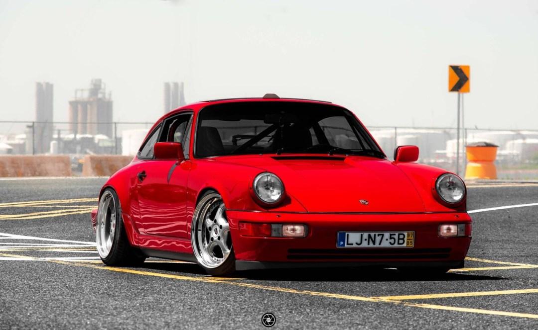 Porsche 964 Carrera 4 : Simply Red...! 35