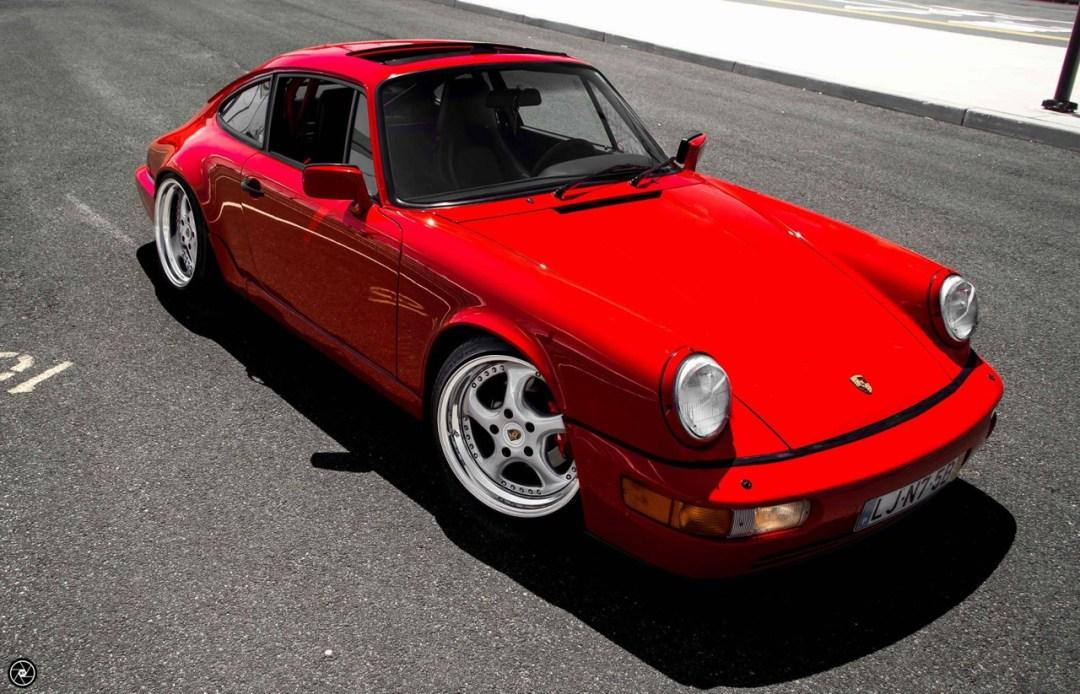 Porsche 964 Carrera 4 : Simply Red...! 29