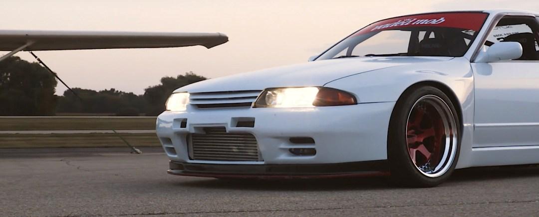 Rocket Bunny Skyline GTR R32... Godzilla a poussé de la fonte ! 37