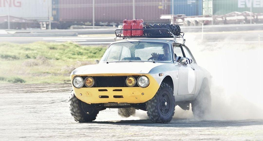 Un GTV en mode Off-Road ! 31