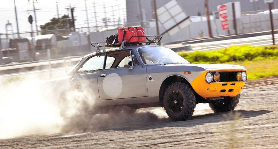 Un GTV en mode Off-Road ! 28