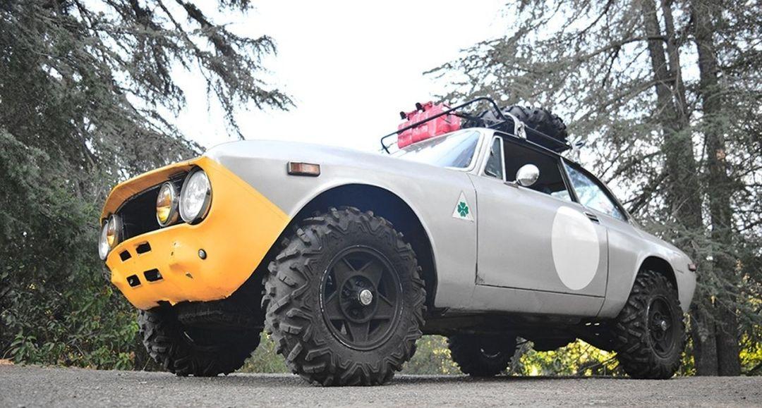 Un GTV en mode Off-Road ! 24