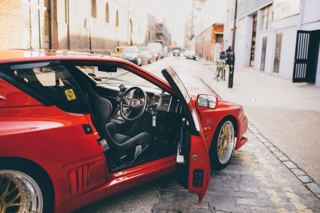 Une Alpine GTA...qui en jette ! 38
