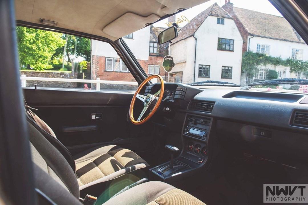 Audi 80 B2... coupé, V6, airride et BBS ! 50