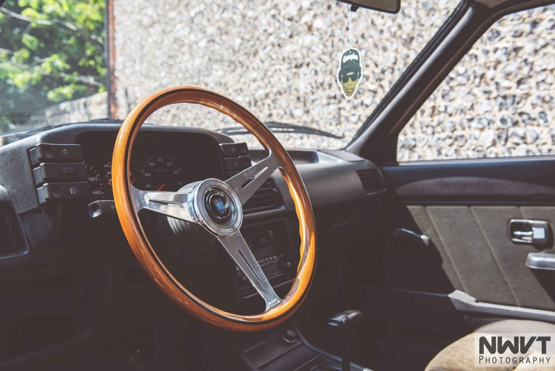 Audi 80 B2... coupé, V6, airride et BBS ! 55