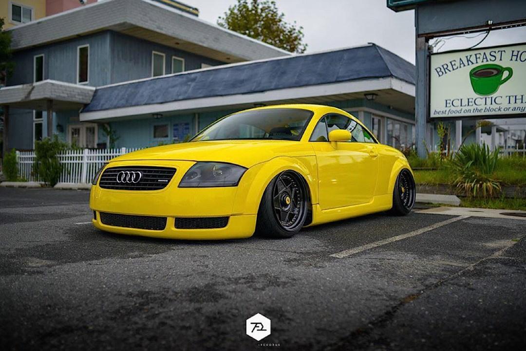 Audi TT 1.8T : Banana Pancake ! 43