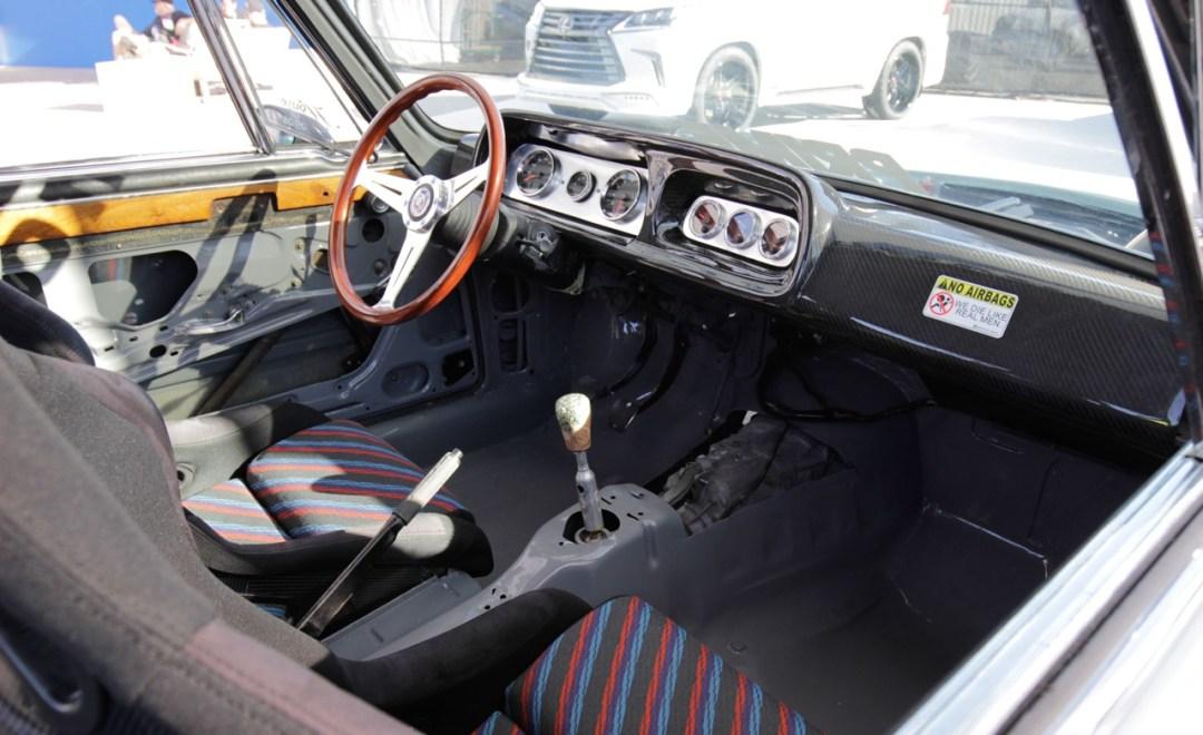 "'73 BMW 3.0 CSL.... Sema 2K17 ""Best Euro"" Gran Turismo Award ! 28"