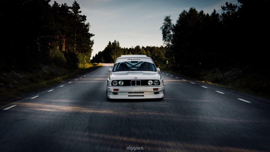 BMW M3 E30... Turbo ! Est ce que mieux c'est pire ?! 35