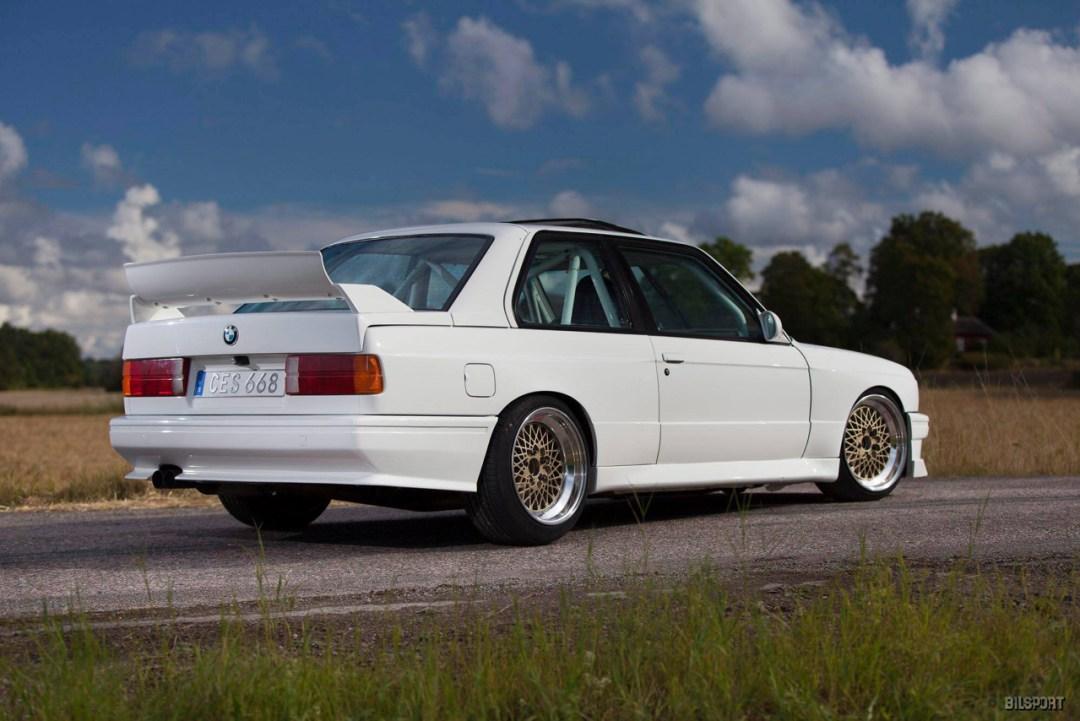 BMW M3 E30... Turbo ! Est ce que mieux c'est pire ?! 37