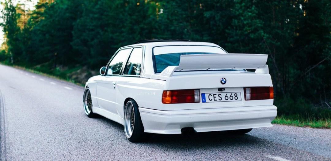 BMW M3 E30... Turbo ! Est ce que mieux c'est pire ?! 41