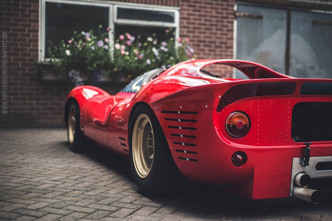 Ferrari 330 P4 - Un top model dans la course ! 41