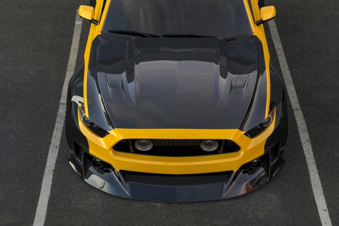 Ford Mustang Clinched - Un nom à retenir... 20