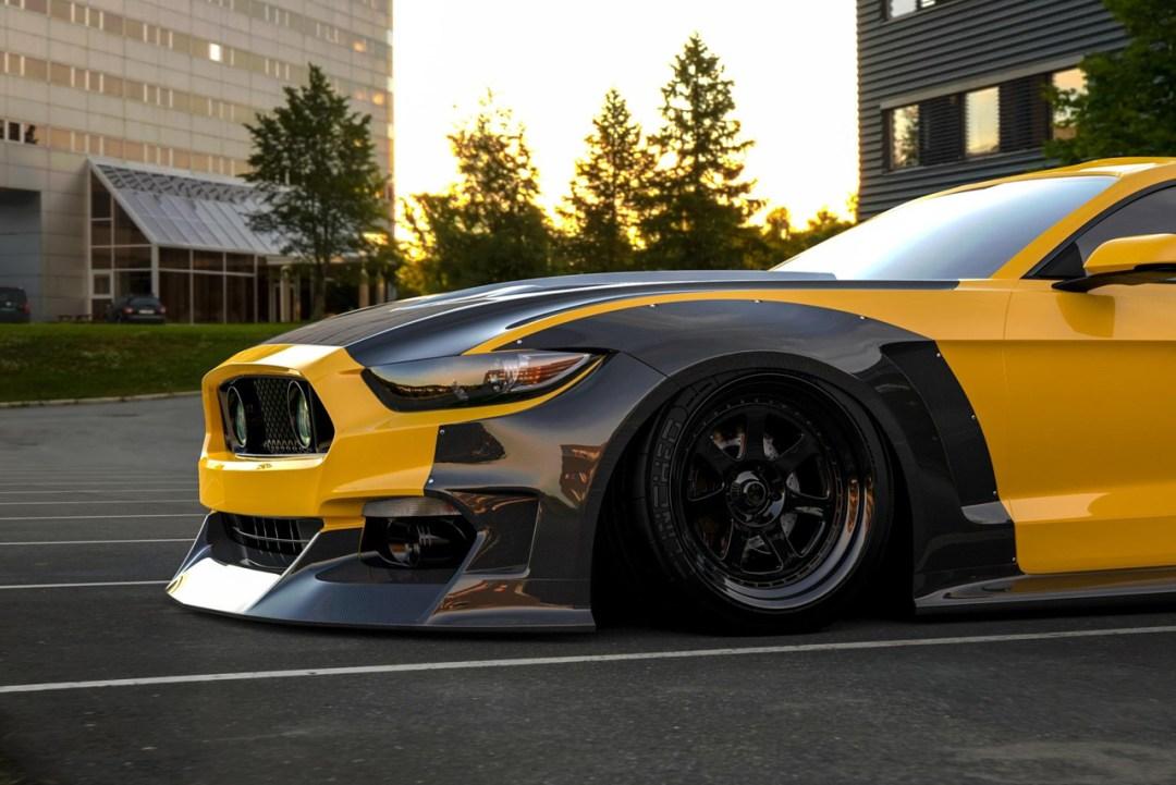 Ford Mustang Clinched - Un nom à retenir... 25