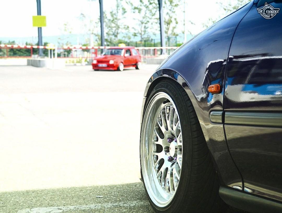 Julie's Honda Civic : Skittles 33