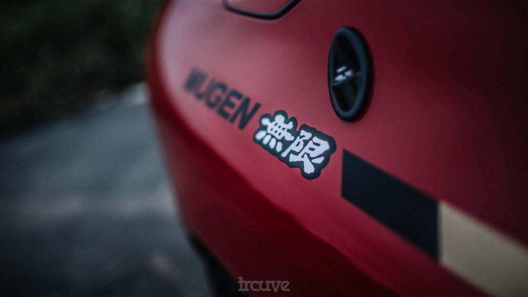 Honda Del Sol Mugen... La signature qui fait toute la différence ! 37