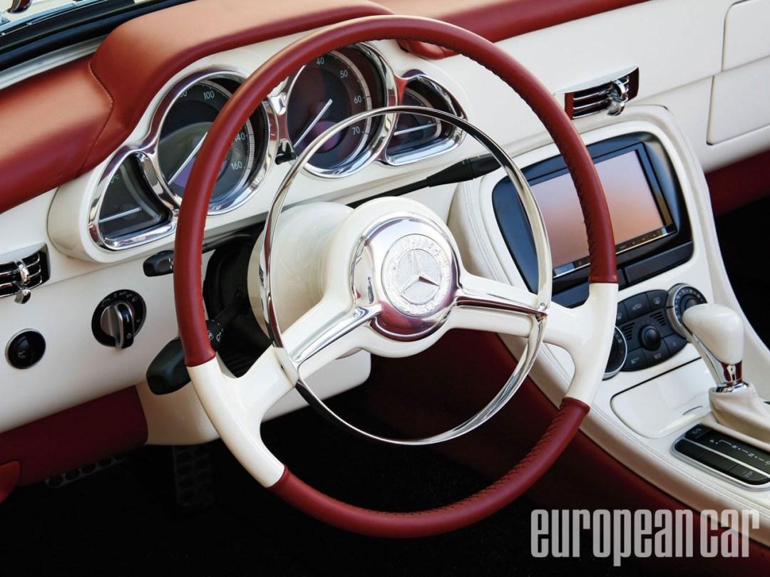 """'61 Mercedes 190 SL... La """"Mercedes Bent"""" un peu spéciale ! 36"""