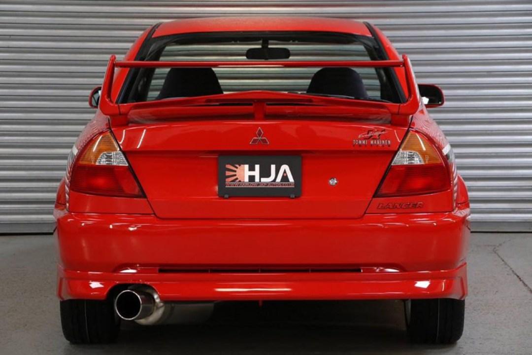 Mitsubishi Lancer Evo 6 Tommi Makinen Edition : ADN de championne 49
