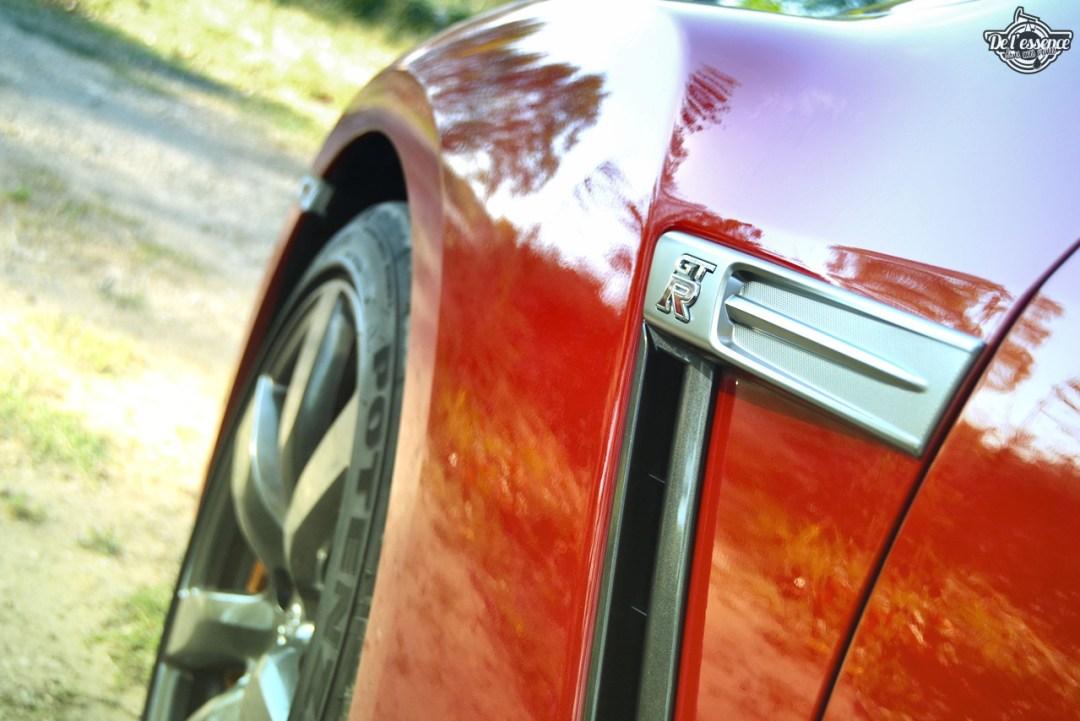 Nissan GTR R35 : Godzilla voit rouge ! 88