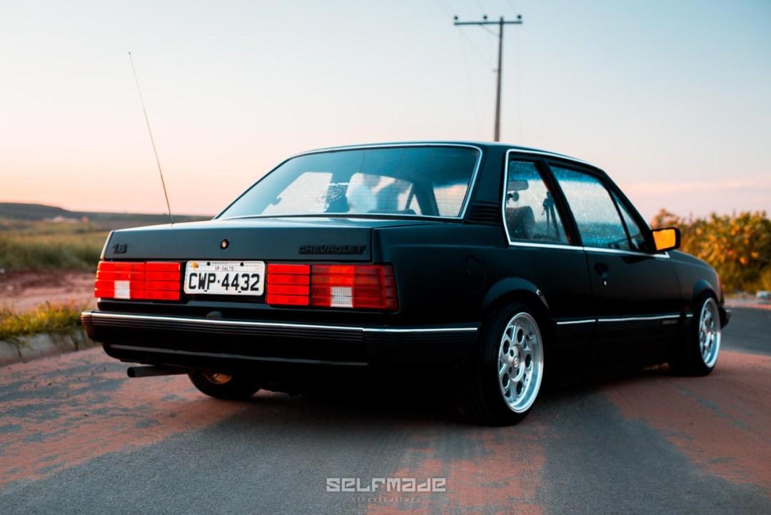 Coupé Opel Ascona... La classe en HRE ! 22