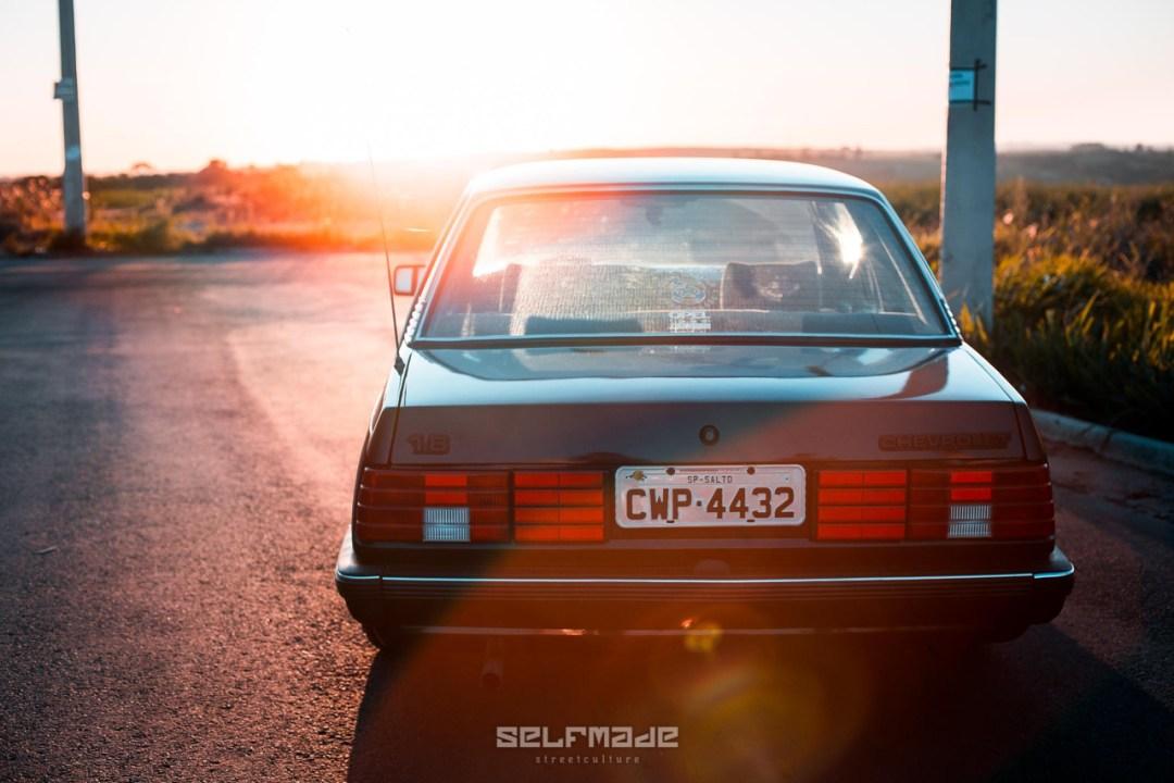 Coupé Opel Ascona... La classe en HRE ! 20