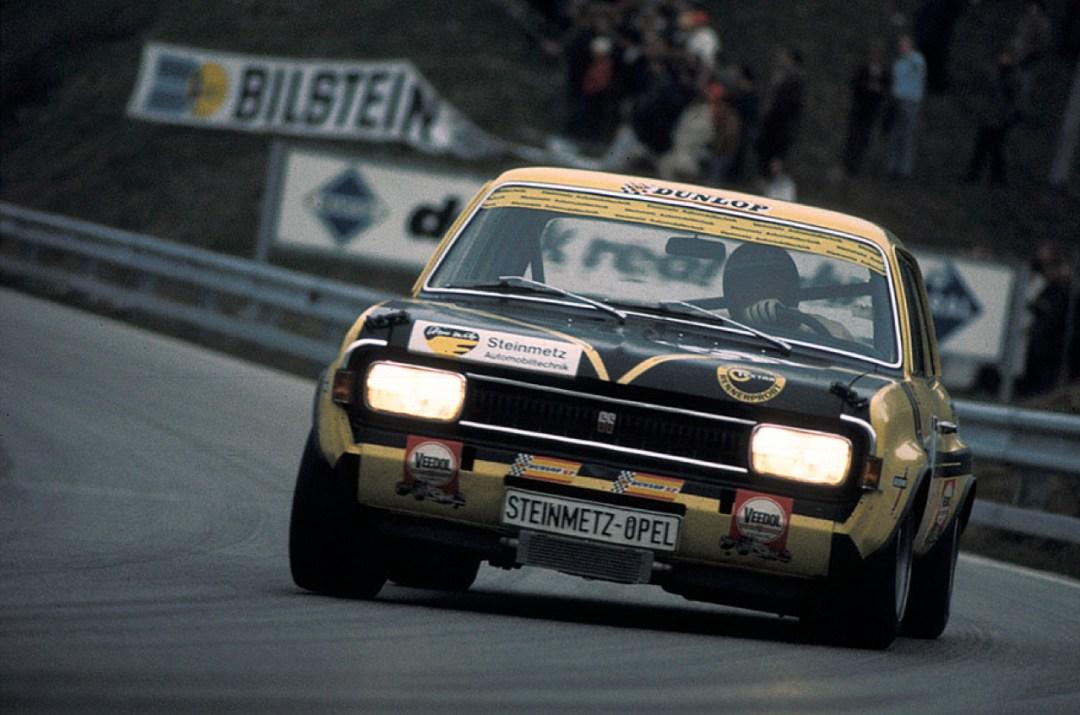Opel Commodore Steinmetz... 20 ans avant ! 24