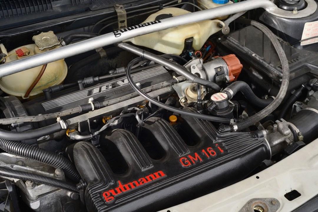 Peugeot 205 GTi Gutmann - Sportive à la carte pour collector certifié ! 43