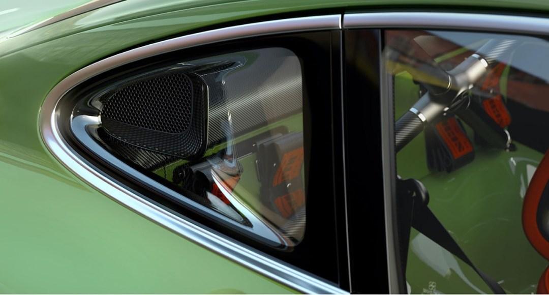 Singer dehors, Williams dedans ! La Porsche 911 en mode tuerie ! 55