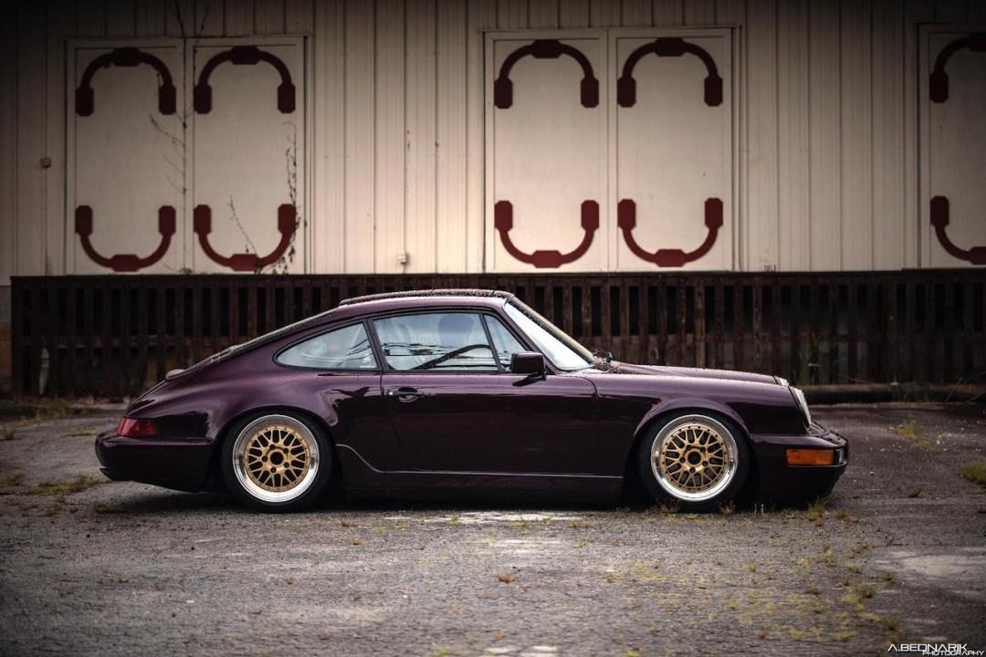 '91 Porsche 964 Carrera 2... Amethys rétine destruction ! 29